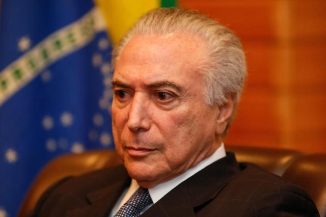 PT e movimentos sociais entregam pedido de impeachment de Temer Beto Barata/Presidência da República