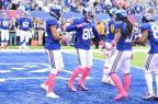 Com jogo em Londres, confira as transmissões da Semana 7 da NFL Giants/Divulgação