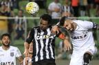 Figueirense perde para o Atlético-MG e se complica na Série A DANIEL TEOBALDO/Estadão Conteúdo