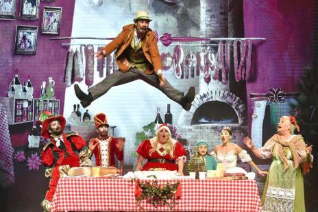 Veja as atrações do 31º Natal Luz de Gramado, que começa nesta sexta (Cleiton Thiele,SerraPress/Divulgação)