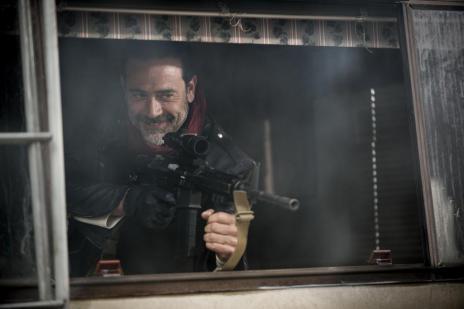 """Sangue, lágrimas e tensão: estreia da nova temporada de """"The walking dead"""" foi de embrulhar o estômago (Fox/Divulgação)"""