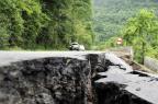 Com risco de desabamento, BR-116 entrará em estado de emergência em Nova Petrópolis Marcelo Casagrande/Agencia RBS