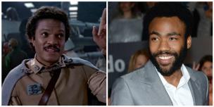 """""""Star wars"""": Lucasfilm define ator que fará o jovem Lando Calrissian Divulgação/"""