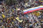 Situação da Venezuela nada tem a ver com o impeachment no Brasil STR/AFP