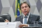 Regimento prevê convocação de suplente de Aécio após 120 dias, diz Eunício Geraldo Magela/Agência Senado
