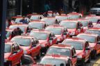 Número de clientes dobra com desconto de 50% em corridas de táxis em Porto Alegre (Andréa Graiz/Agencia RBS)