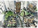 Arquitetura e urbanismo para crianças arte / Divulgação/Divulgação