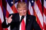 Donald Trump é eleito novo presidente dos Estados Unidos