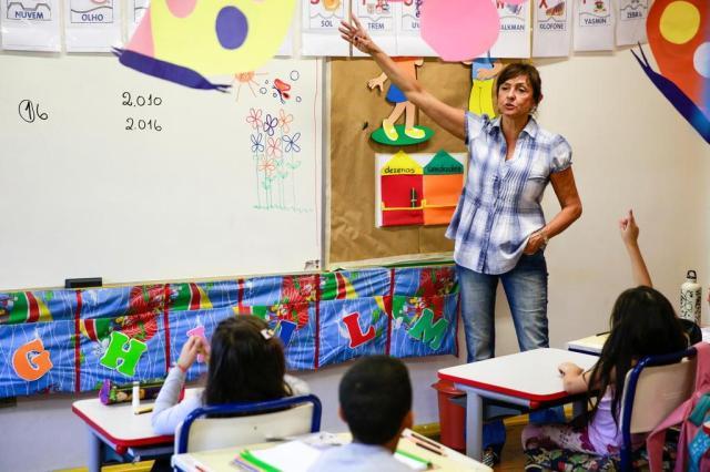 Para enxugar gastos, governo do RS fecha classes e reduz turnos em escolas Anderson Fetter/Agencia RBS