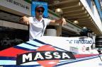 """Perto da aposentadoria na F-1, Massa afirma: """"Ninguém mais quer ver só uma equipe na frente"""" Getty Images South America/Getty Images South America"""
