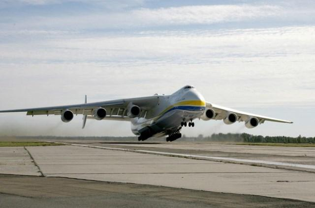 Conheça o Antonov 225, o maior avião do mundo Divulgação/ Antonov Company/