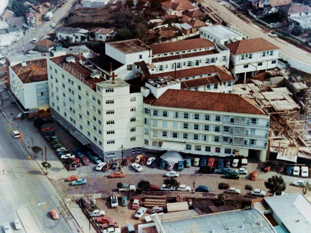 Hospital Cristo Redentor completa 60 anos Não se aplica/Arquivo GHC