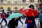 Quinta é de tempo instável e chuva na Capital