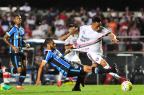 Grêmio acordou no segundo tempo Maurício Rummens/Fotoarena/Agência Lancepress!