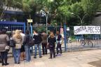 Estudantes ocupam Escola de Administração da UFRGS, em Porto Alegre Débora Ely/Agência RBS