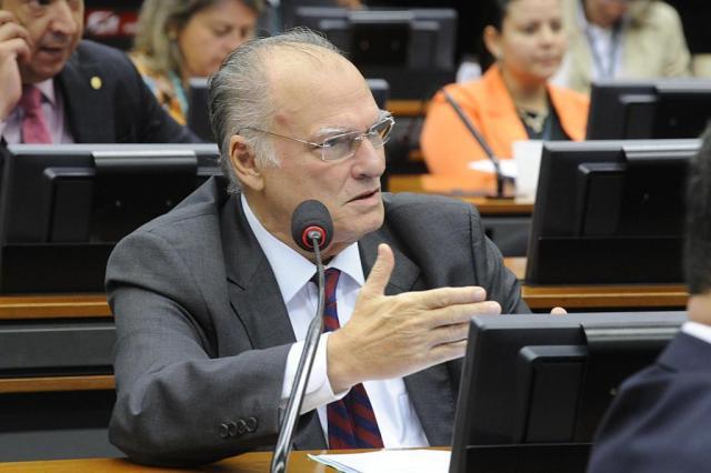 Roberto Freire diz que PPS vai continuar apoiando o governo Temer Luis Macedo/Câmara dos Deputados