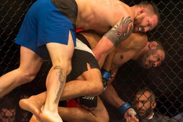 Ryan Bader deixa o UFC e assina contrato com o Bellator Reinaldo Reginato/Fotoarena/Lancepress!