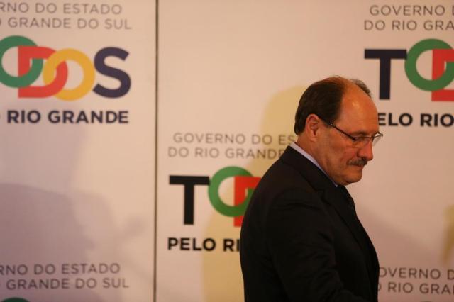 """""""Não existe plano B"""" caso o pacote seja rejeitado na Assembleia, diz Sartori Lauro Alves/Agencia RBS"""