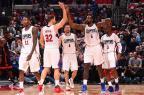 Dono da melhor campanha, Clippers tenta mudar rumos de sua história Andrew D. Bernstein/NBAE via Getty Images/AFP