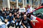"""""""Não tem clima para trabalhar sabendo que seremos demitidos"""", afirma funcionária da FDRH Bruno Alencastro/Agencia RBS"""