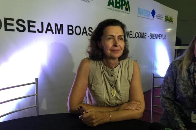 Brasil tem várias vantagens, aponta diretora-geral da Organização Mundial de Saúde Animal Joana Colussi/Zero Hora
