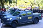 Tropa da Força Nacional especializada em investigação de homicídios chega a Porto Alegre Lauro Alves/Agencia RBS