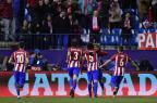 Atlético de Madrid vence PSV em casa e garante liderança do Grupo D JAVIER SORIANO / AFP/AFP