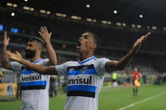 Com assédio do Exterior, Grêmio teme perder Pedro Rocha Jefferson Botega/Agencia RBS