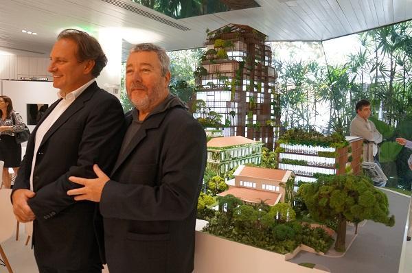 Philippe Starck: reflexos do amor pelo Brasil Eleone Prestes / Arquivo Pessoal/Arquivo Pessoal