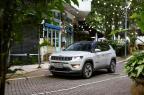 Jeep Compass 2.o Tigershark Flex custa a partir de R$ 99.990 Fotos FCA / Divulgação/Divulgação
