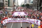 Manifestantes protestam contra PEC do Teto na Avenida Paulista ROGéRIO DE SANTIS/FUTURA PRESS/ESTADÃO CONTEÚDO
