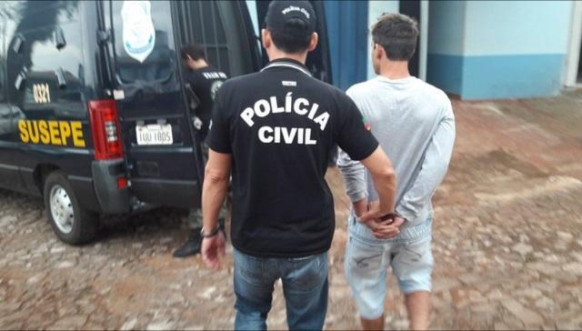 Operação policial em sete cidades gaúchas combate tráfico de drogas comandado de presídios Polícia Civil / Divulgação/Divulgação