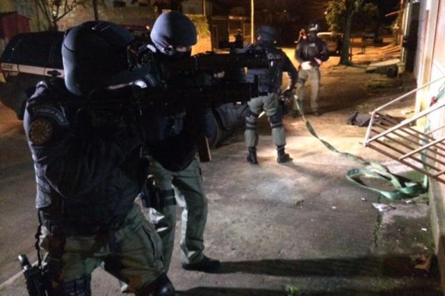 Polícia pede transferência para presídio federal do líder da facção que planejou executar juíza Divulgação/Polícia Civil