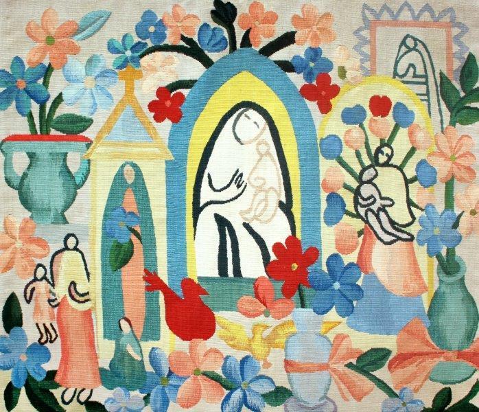Sagrada Família, Família Sagrada é a mostra de presépios que abre nesta terça no Museu de Arte Sacra em SP Divulgação/