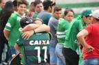 Jogos pela Copa do Rei e pelo Campeonato Espanhol terão minuto de silêncio em homenagem à Chape Nelson ALMEIDA/AFP