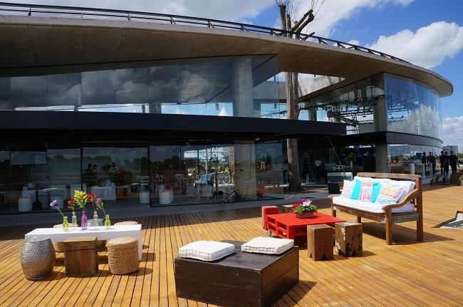 Pelotas tem novo bairro planejado com uma edificação aberta à comunidade Eleone Prestes / Studio Prestes/Studio Prestes