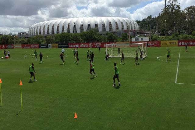 Por mobilização total, Inter vai levar grupo completo para o Rio de Janeiro José Alberto Andrade/Rádio Gaúcha