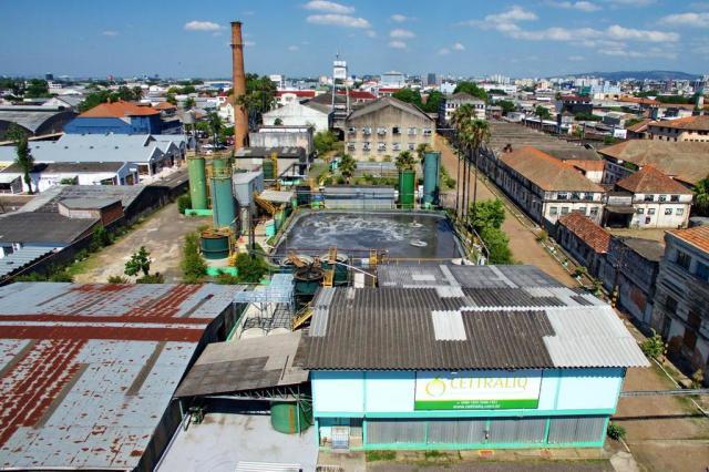 Justiça determina que Cettraliq cubra locais de armazenagem de resíduos em Porto Alegre Bruno Alencastro/Agencia RBS