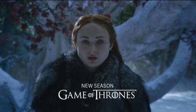 """HBO mostra primeiras imagens da sétima temporada de """"Game of thrones"""" em vídeo curto Reprodução / HBO/HBO"""