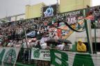 Homenagens à Chapecoense unem torcidas na Arena Condá Twitter/Diário Catarinense