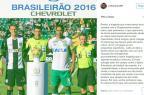 """Rafael Moura declara: """"Não consigo estar em campo contra o Sport"""" Instagram / Reprodução/Reprodução"""
