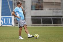 O Grêmio está muito perto de ser campeão da Copa do Brasil Lucas Uebel/Grêmio/Divulgação