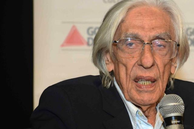 Morre, aos 86 anos, o poeta Ferreira Gullar Renato Cobucci / Imprensa MG/Imprensa MG