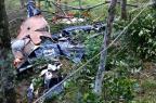 Queda de helicóptero mata noiva a caminho do casamento, em SP CORPO DE BOMBEIROS/DIVULGAÇÃO