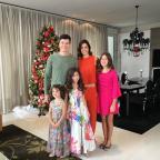 Filha de Rodrigo Faro e Vera Viel surpreende com resposta fofa sobre o presente de Natal (Instagram / Reprodução/Reprodução)