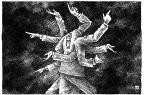 Confronto declarado Edu Oliveira/Arte ZH