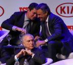 """Temer é eleito """"Brasileiro do Ano"""" em evento com Moro e tucanos JALES VALQUER/FOTOARENA/ESTADÃO CONTEÚDO"""