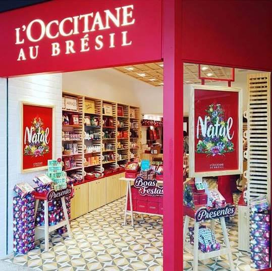 eccd76529 L Occitane au Brésil abre a primeira loja do Estado no Shopping ...