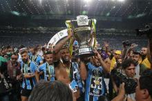 Renato adotou a estratégia correta. Fez do Grêmio uma fortaleza Fernando Gomes/Agencia RBS