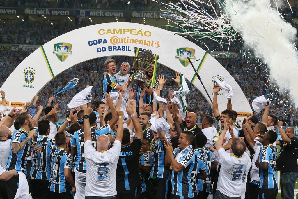 Grêmio conhece adversário das quartas de final da Copa do Brasil nesta segunda-feira Fernando Gomes/Agencia RBS